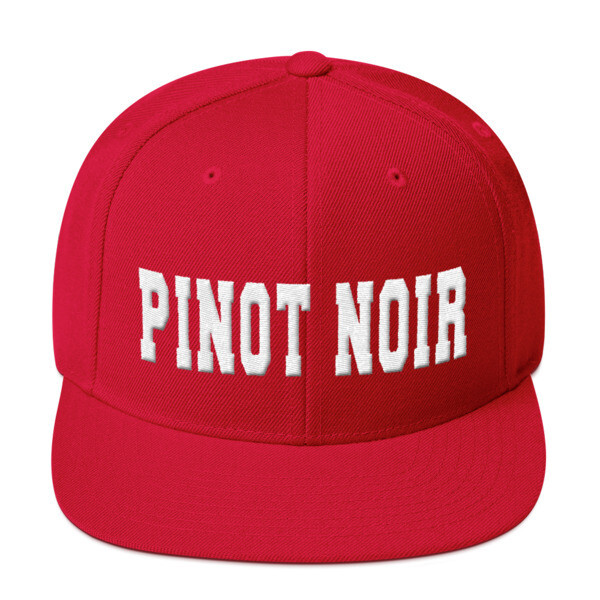 PINOT NOIR - HIPHOP CAP