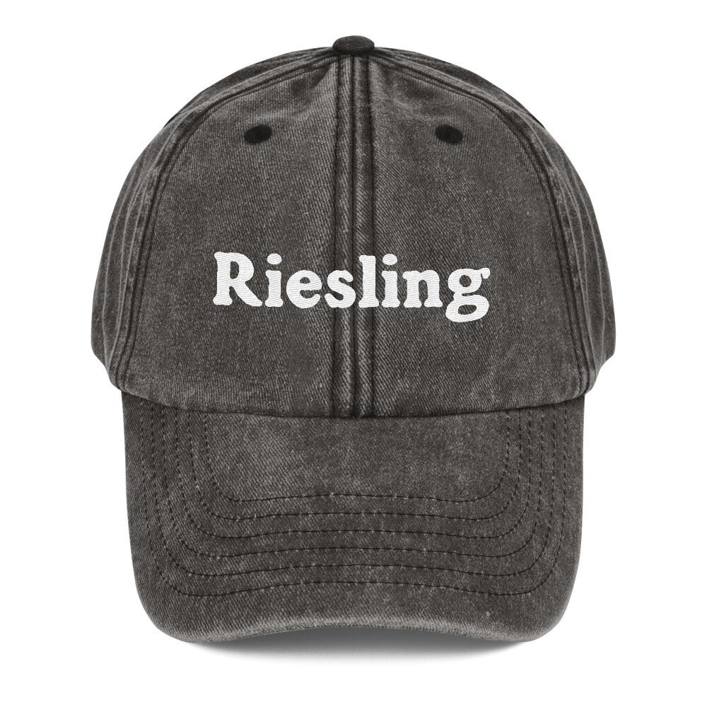 """VINTAGE """"RIESLING"""" CAP"""