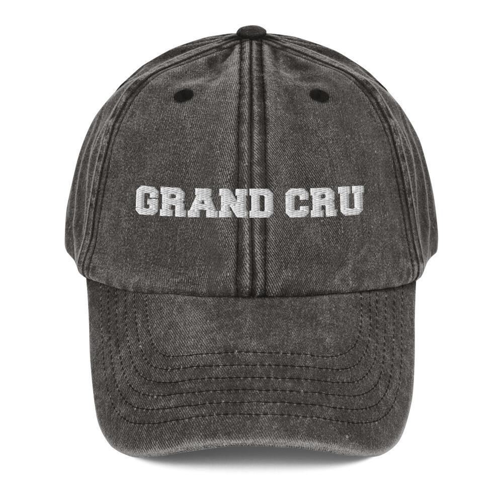 "VINTAGE ""GRAND CRU"" CAP"