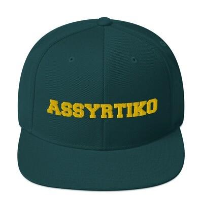 ASSYRTIKO CAP (3D)