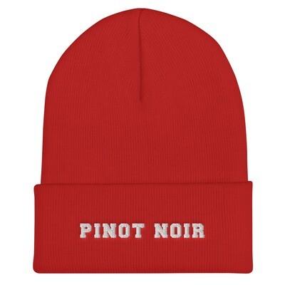 PINOT NOIR BEANIE (RED)