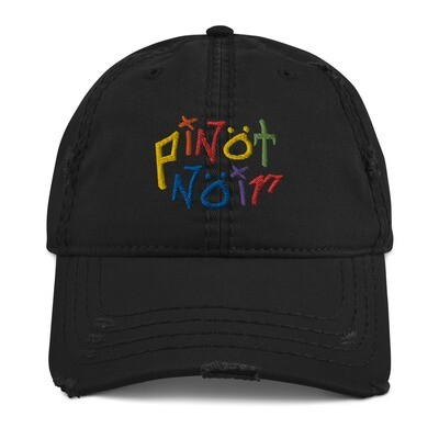 *LIMITED* COLORFUL PINOT NOIR CAP