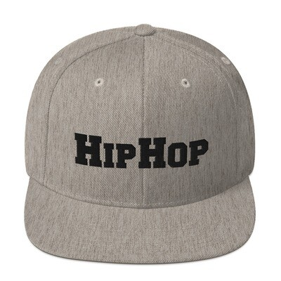 *LIMITED* RIESLING & HIPHOP CAP (MR-GREY)