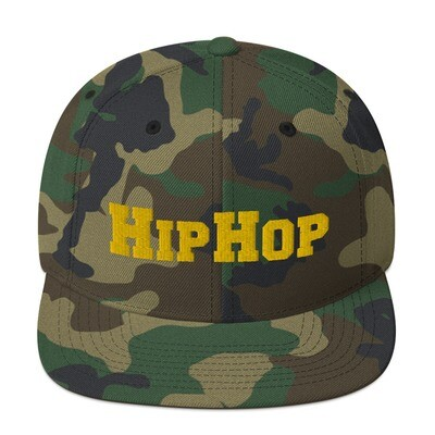 *LIMITED* RIESLING & HIPHOP CAP (KNOCKOUT)
