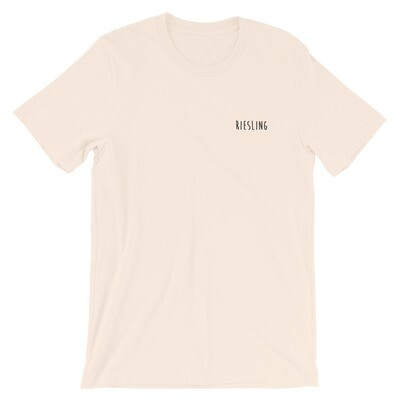 COLOURFUL RIESLING T-SHIRT (CREAM/ MR GREY)
