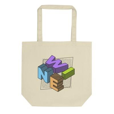 W-I-N-E Tote Bag
