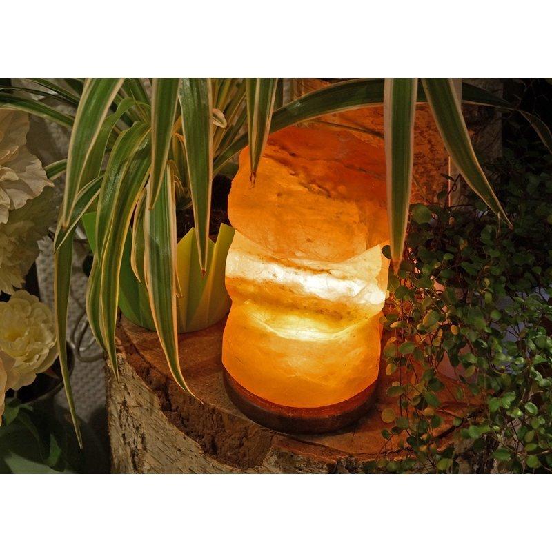 "Salzkristall Lampe ""Stones"""