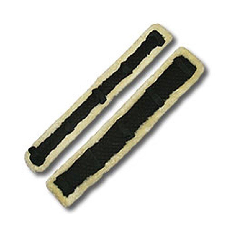 Kammdeckelunterlage aus Lammfell 60x10 cm