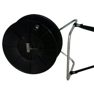 Drahthaspel mit Tragegestell, 500m