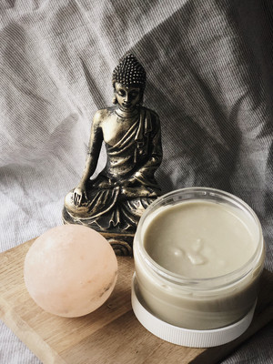 Herbal Mg Body Butter