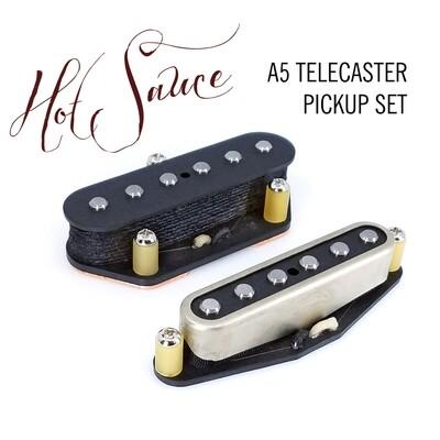 Hot Sauce Tele®  Pickups