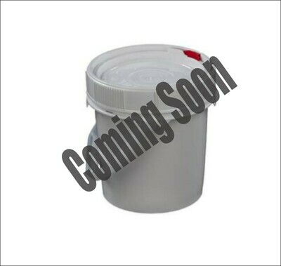 Personalized Chalk Bucket