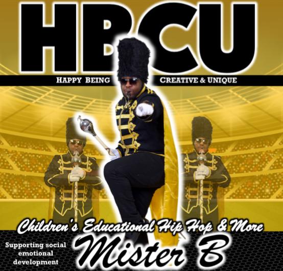 CD 4: H.B.C.U. Happy Being Creative and Unique