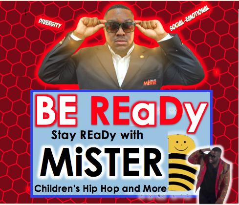 CD: 4 Be Ready