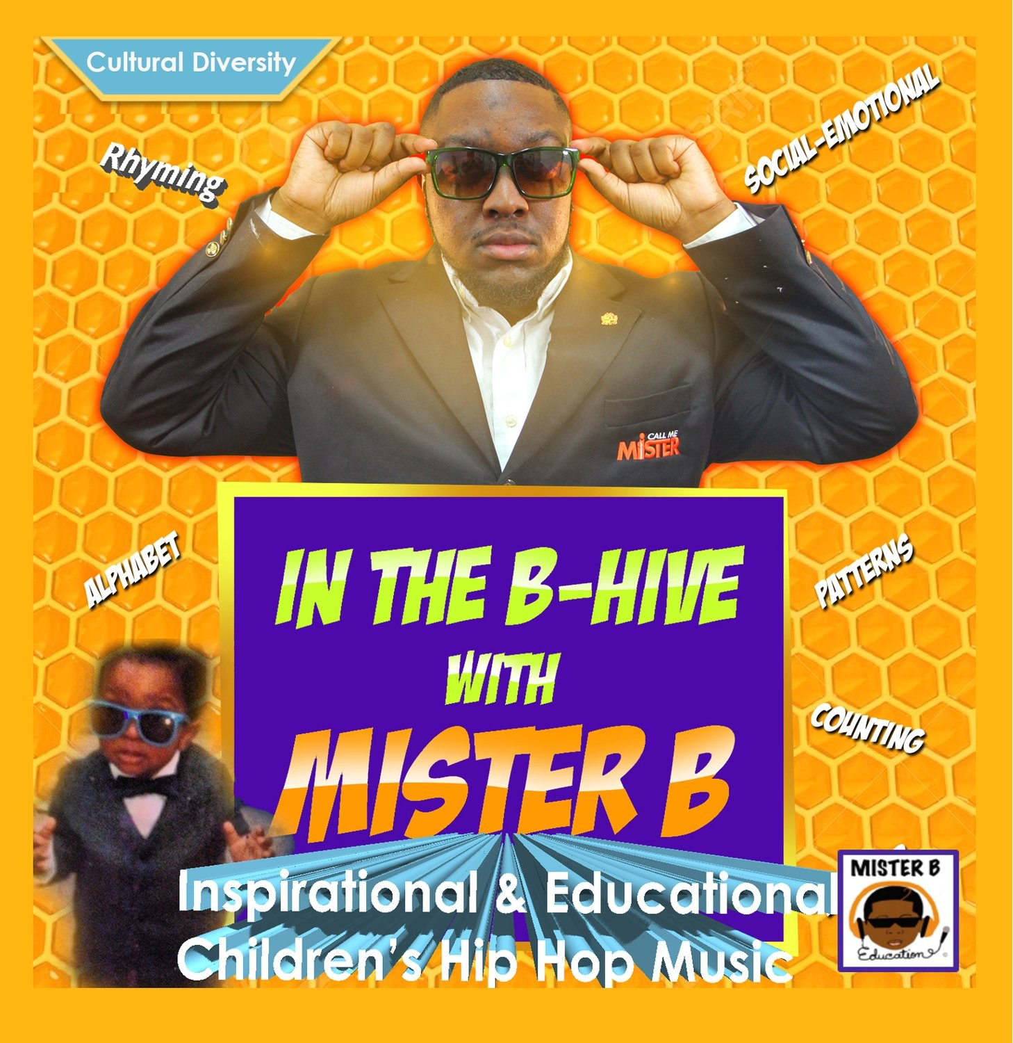 CD 1: In the B-Hive with MISTER B