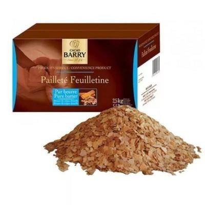 Вафельная крошка Callebaut 100 гр.