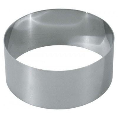 Кольцо кондитерское высота 10 см д26