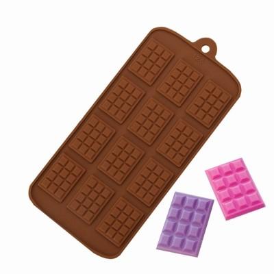 Форма для шоколада мини-плитки 21х11 см