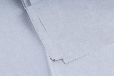 Бумага тишью Серая 50х66 см (10 листов)