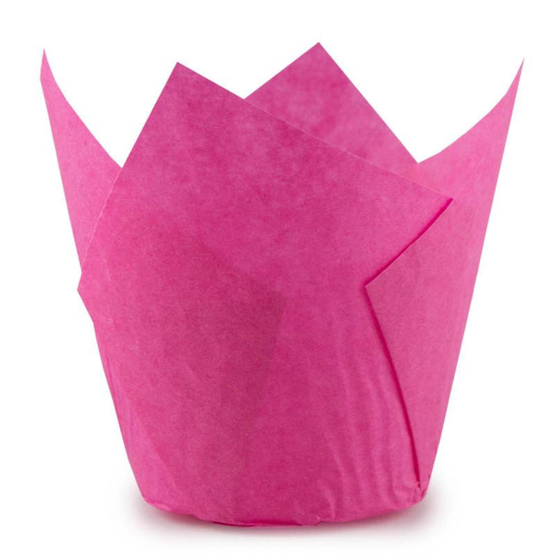 Форма Тюльпан Розовый 1 шт.