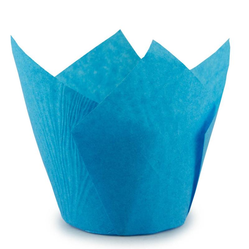 Форма Тюльпан Голубой 1 шт.