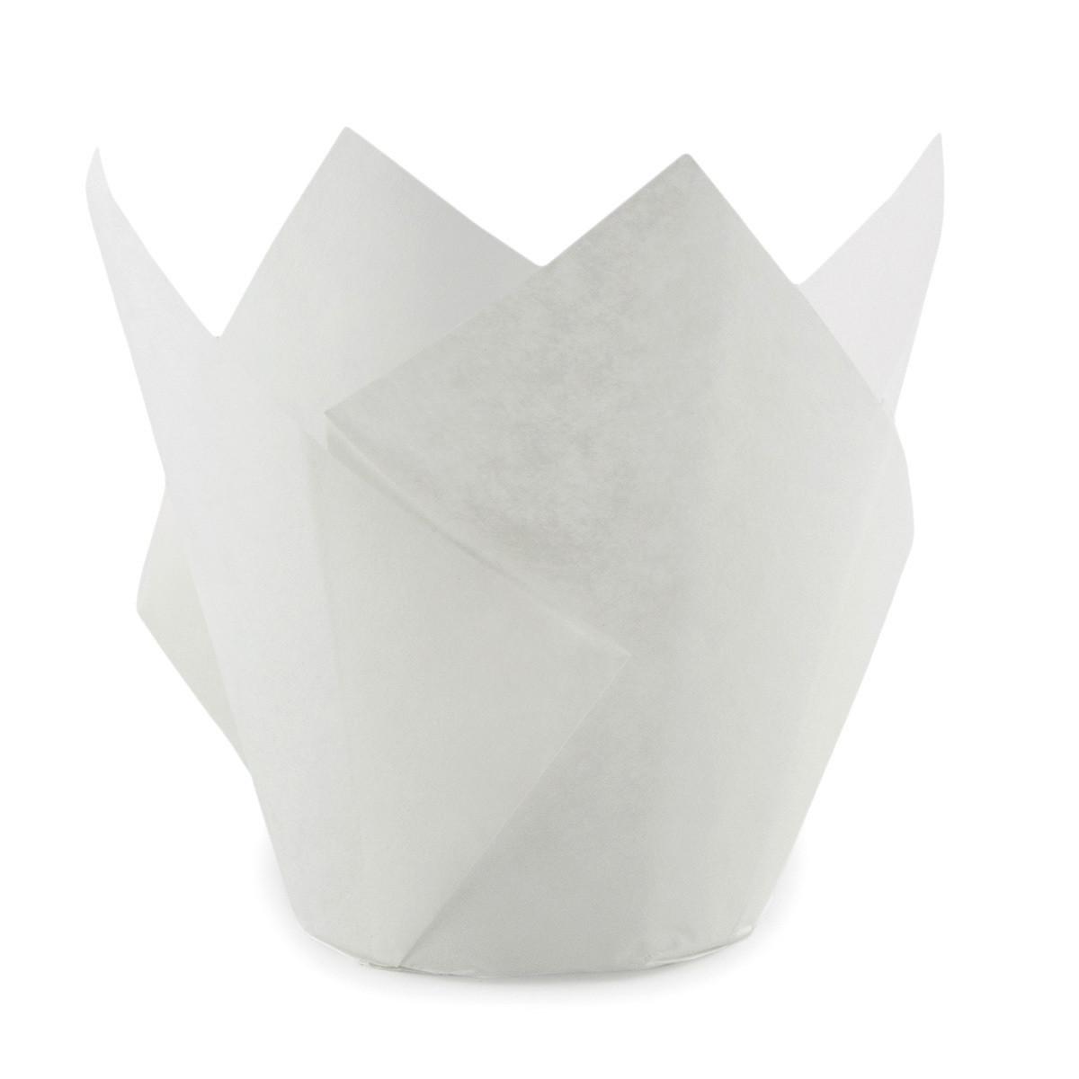 Форма Тюльпан Белый 1 шт.