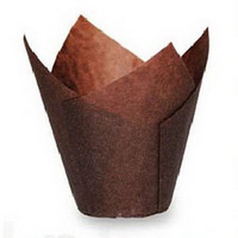 Форма Тюльпан Коричневый 1 шт.