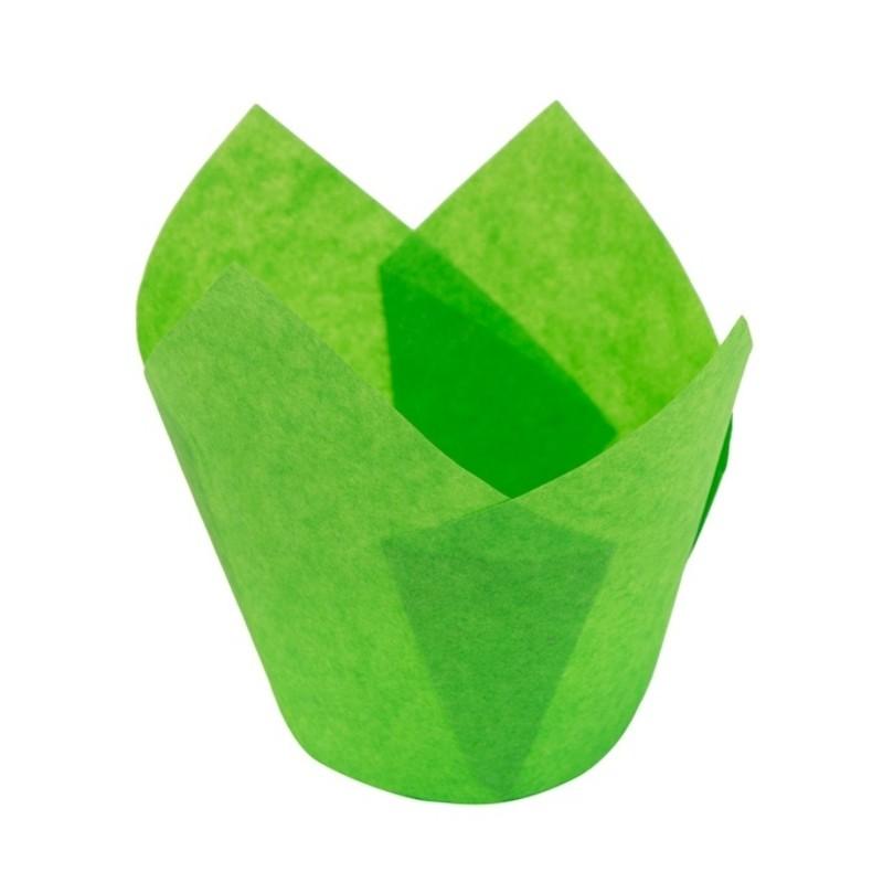 Форма Тюльпан Зеленый 1 шт.