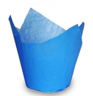 Форма  Тюльпан Синий 1 шт.