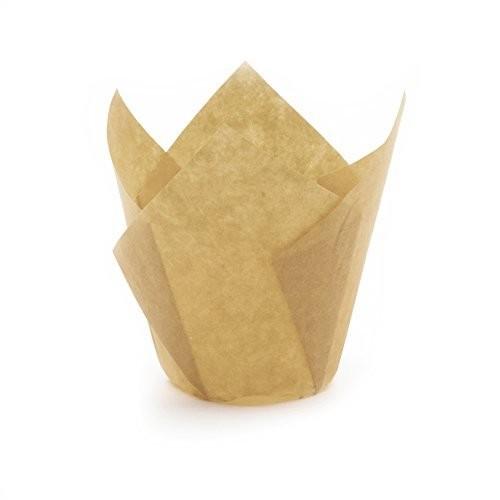 Форма Тюльпан Золотисто-бежевый 1 шт.