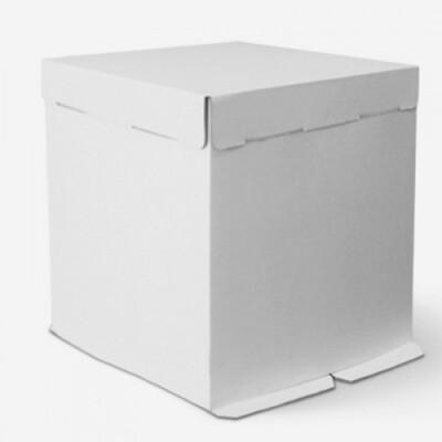 Коробка картонная усиленная гофрокартон 30х30х45 см