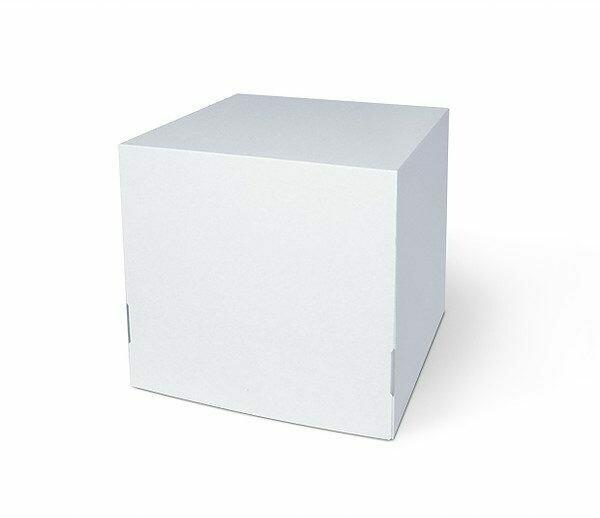 Коробка картонная усиленная гофрокартон 30х30х30 см