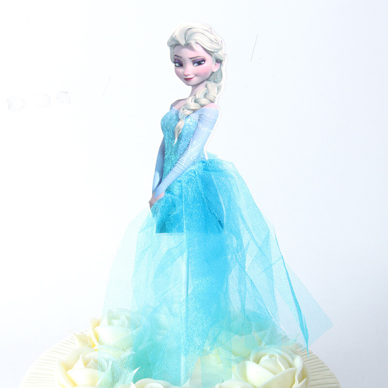Топпер принцесса Эльза