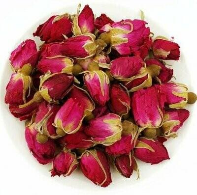 Бутон розы сушеный 30 гр.