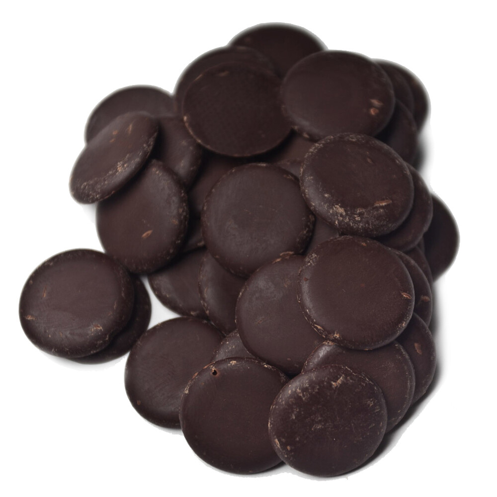 Глазурь шоколадная лауриновая темная Шокомилк.  500 гр