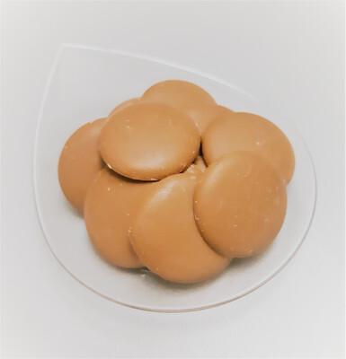 Глазурь кондитерская «Шокомилк» со вкусом крем-брюле.  500 гр