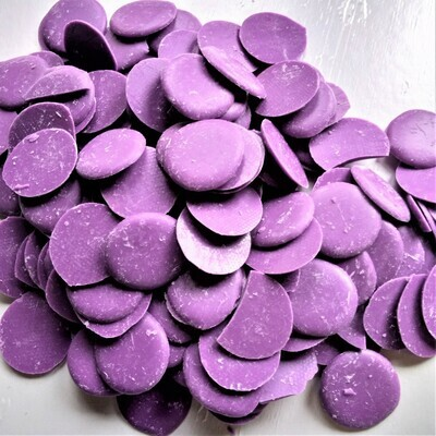 Глазурь кондитерская «Шокомилк» со вкусом голубики.  500 гр
