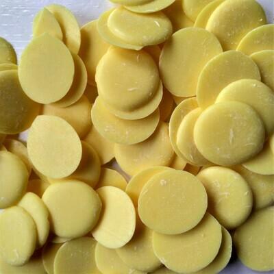 Глазурь кондитерская «Шокомилк» со вкусом банана.  500 гр