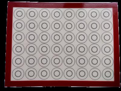 Коврик для макаронс армированный 30х40