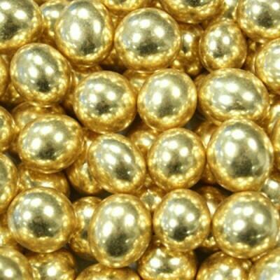 Фундук в сахарной глазури золото 50 гр.