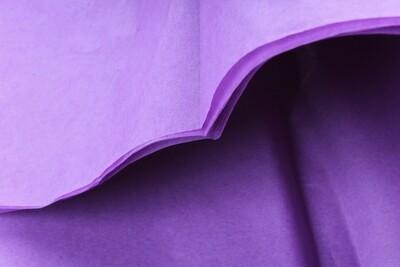 Бумага тишью Фиолетовая 50х66 см (10 листов)