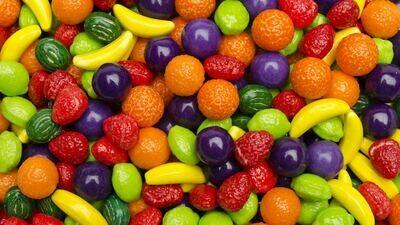 Микс сахарный Наглый фрукт 100 гр.