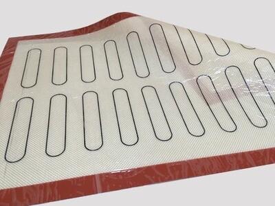 Коврик для эклеров армированный 60х40