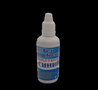 Краситель гелевый Миррор калорс жирорастворимый Синий 40 гр.