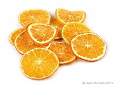 Апельсин сушеный слайсы 25 гр.