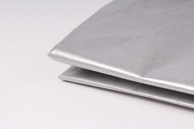 Бумага тишью Серебро 50х66 см (10 листов)