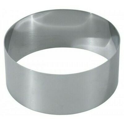Кольцо кондитерское высота 10 см д14