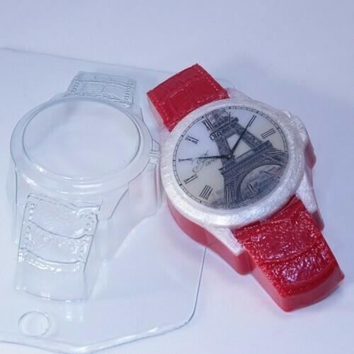 Форма пластиковая Часы наручные