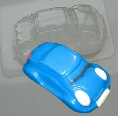 Форма пластиковая Автомобиль
