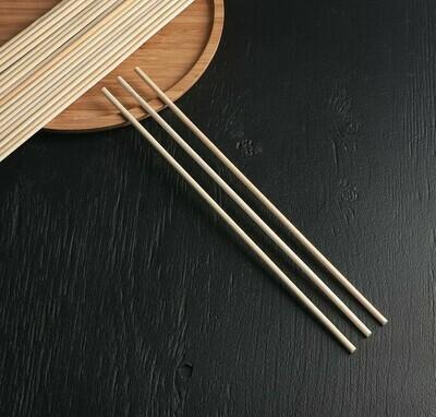 Набор палочек-дюбелей для кондитерских изделий 30 см, 20 шт